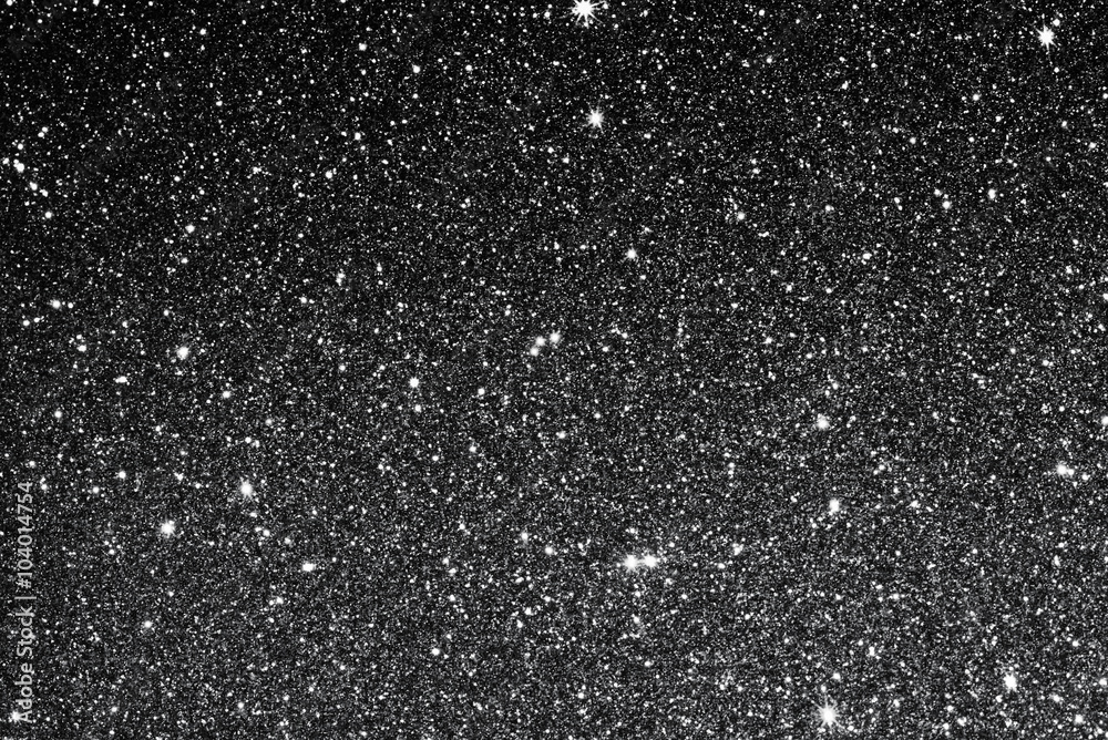 Fototapety, obrazy: black glitter texture abstract background