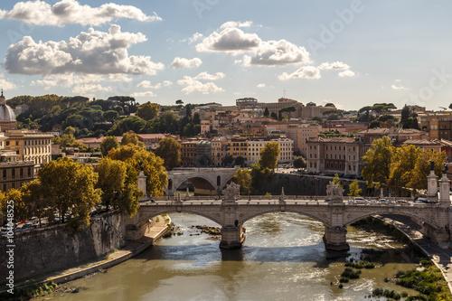 Tiber River View - 104048525