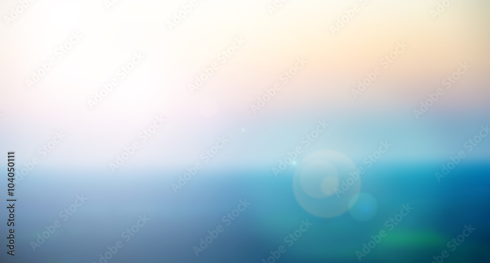 Fototapety, obrazy: blurred nature  background