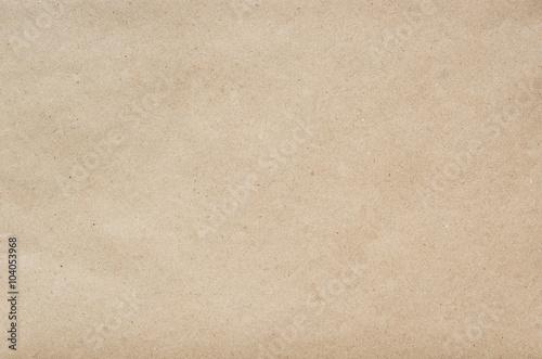 Fotografia, Obraz  Flat craft eco paper background texture