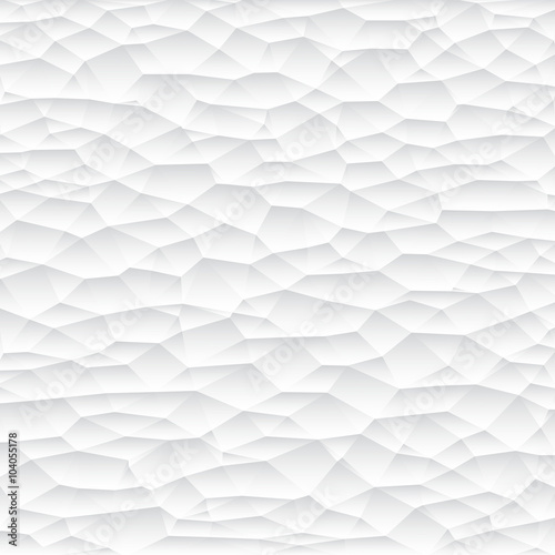 Abstract background. Irregular geometry. Vector design.