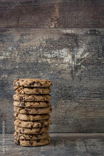 Garden Poster Cookies Traditional chocolate chip cookies