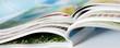 canvas print picture - Zeitschriften