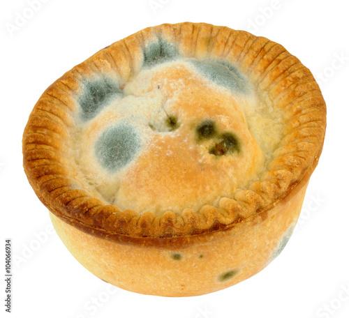 Valokuvatapetti Mouldy Meat Pie