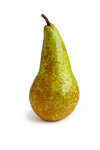Conference Pear On White Backg...