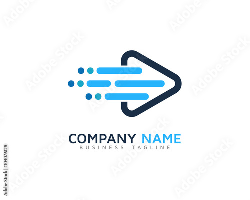Video Motion Logo Design Template Buy This Stock Vector And