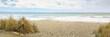 Urlaub am Meer - Dünen und Sand an der deutschen Küste - Banner / Panoroma