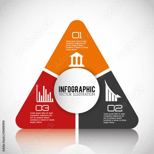 Photo  Infographic icon design