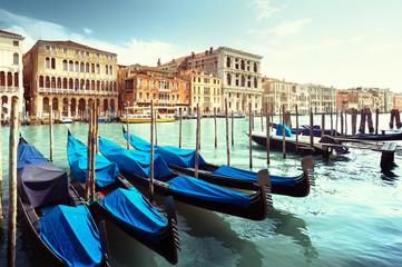 Panel Szklany Podświetlane Wenecja Grand Canal, Venice, Italy