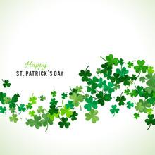 St Patrick's Day Background. V...
