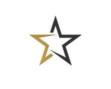 Gold Star Swoosh