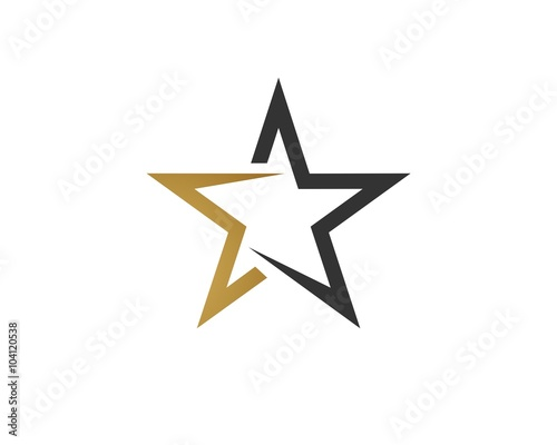 Gold Star Swoosh