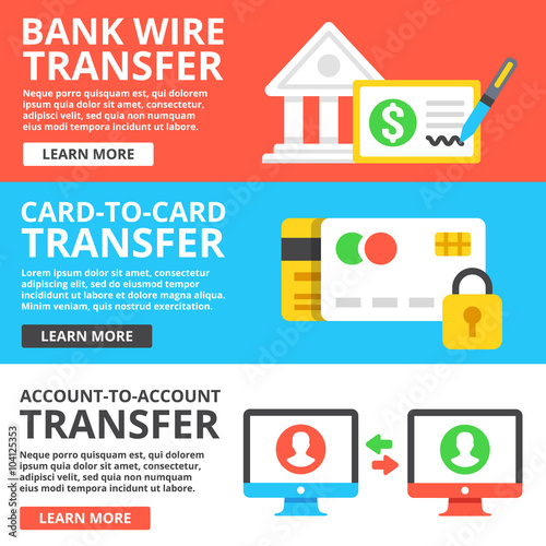 Bank Wire Transfer Card To Account Flat Ilration