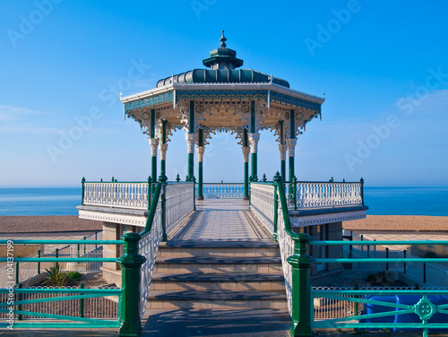 Photo Brighton bandstand