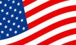 American flag vector icon