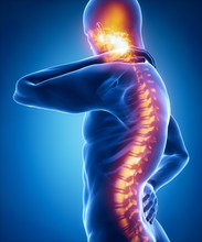 Spine Injury Pain In Sacral An...