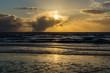 Wolkenspiel an der Nordsee