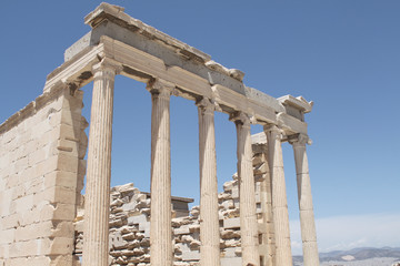Fototapeta Athens, Pathenon