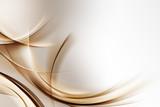 Streszczenie złota fala wzór tła - 104192540