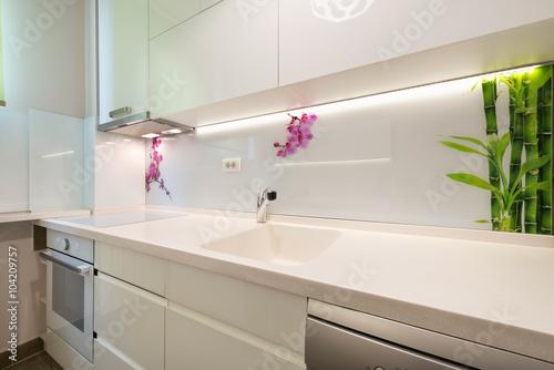 Fototapeta Kitchen interior obraz