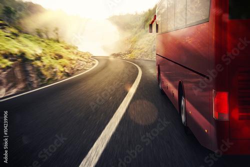 Zdjęcie XXL Transport drogowy autobusowy