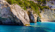 Caves in Ionian Island - Greece