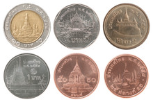 Set Thai Coins