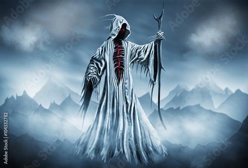 Photo  Grim Reaper