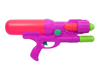 Plastic Water Gun Isolated On ...