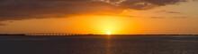 Tampa Bay Sunrise Panoramic