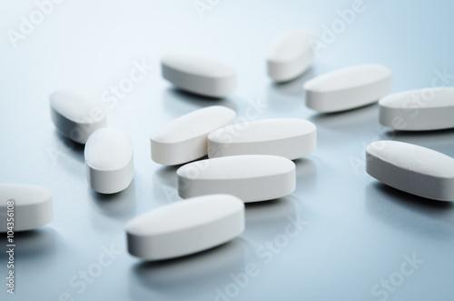Fotografia  medical pills
