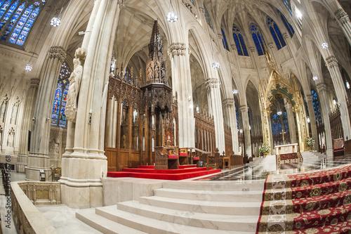 Catedral De San Patricio Nueva York Buy This Stock Photo And