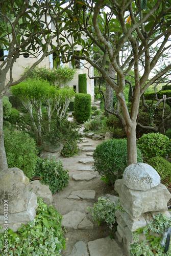 Jardin provençal - 104382301