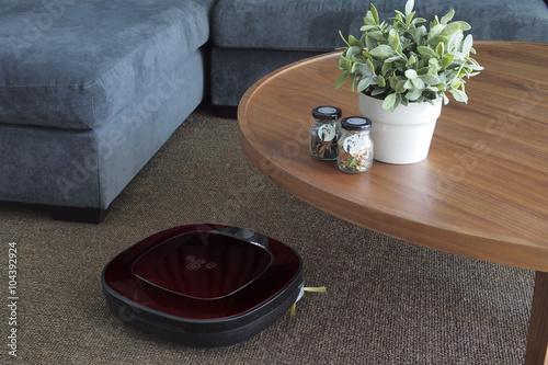 Miraculous Living Room Navy Blue Satin Sofa Tea Bottle On Wood Table Machost Co Dining Chair Design Ideas Machostcouk