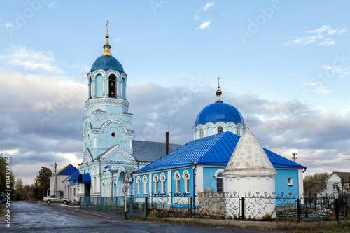 Obrazy na płótnie Canvas Holy Assumption Church. Usman. Russia