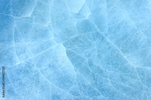 Fotografie, Obraz  ice background texture