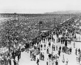 Coney Island, NY, 4 lipca 1936 roku - 104429721