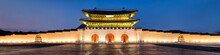 Gyeongbokgung Palast In Seoul ...