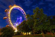 Riesenrad, Ferries Wheel