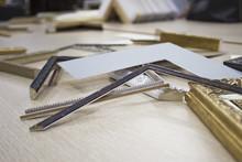 Picture Frame Samples. Frame Shop