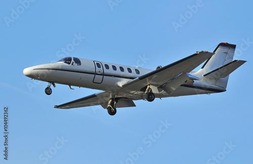 Fotografía  Business Jet