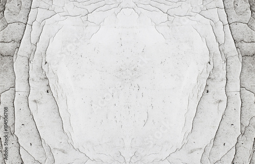 Abstract natural symmetrical scratched white copy space frames - Buy ...