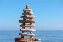 Balancing Of Pebbles