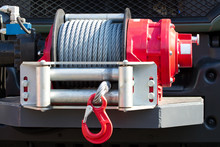 Car Winch Offroad