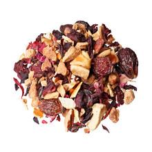 Tea Fruity Blend Of Hibiscus Petals, Orange Peel, Rose Hips, App