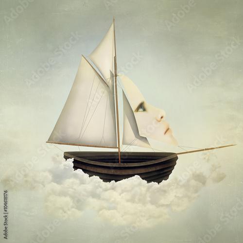 фотография Surreal Vessel