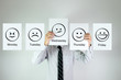 Weekly work emotion
