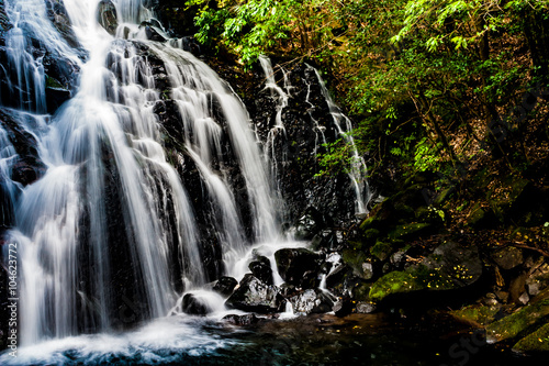 Fotografering  華の滝
