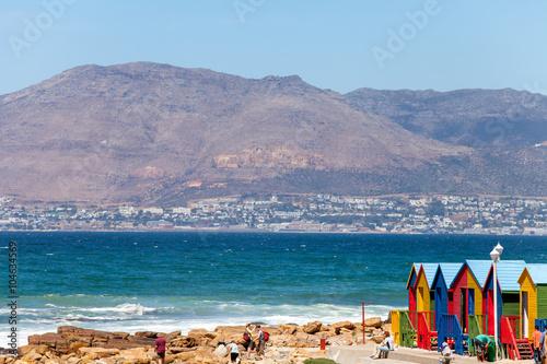Foto op Plexiglas Zuid Afrika St.James Südafrika