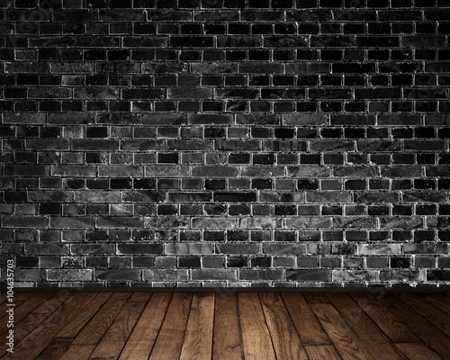 obraz PCV Weiße Ziegelmauer